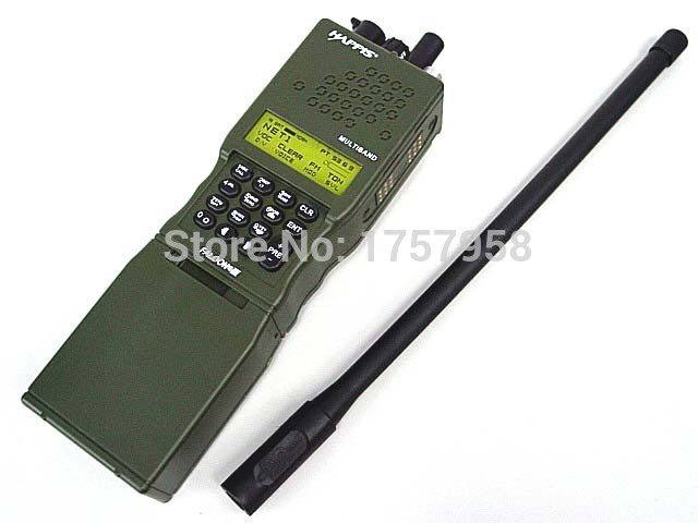 Element / Z Tactische AN / PRC-152 Dummy Radio Case OD - Jacht