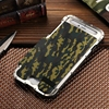 Original R Just For Apple Iphone 7 Case Full Protective Metal Shockproof Flip Cases For Iphone7