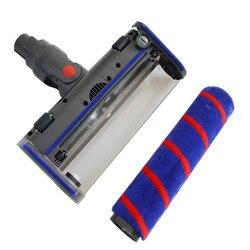 Boden Pinsel Kopf für Dyson DC58/DC59/DC61/DC62/V6/V7/V8/V10 /V11 staubsauger teile ersatz boden pinsel