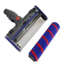 Cabezal de cepillo de suelo de repuesto para Dyson DC58/DC59/DC61/DC62/V6/V7/V8/V10/V11, piezas de limpiador de suelos