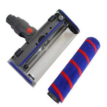 33040413908 - Keep clean Store - Cabezal de cepillo de suelo para Dyson DC58/DC59/DC61/DC62/V6/V7/V8/V10/V11, piezas de limpiador de piso de repuesto