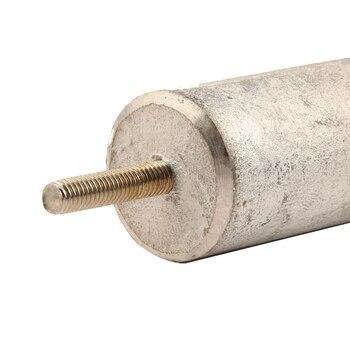 Calentador De Agua Eléctrico M5/M6 Barra De Magnesio 24X240mm, Gran Varilla De ánodo De Magnesio Para Caldera De Agua