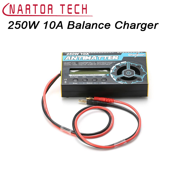 thunder 1030 balance lipo charger 1 10s 1000w 30a multifunctional rc balance battery charger discharger for nicd mh lipo life Nartor 250W 10A Balance Charger Discharger For LiPo/NiCd/PB Battery Free Shipping