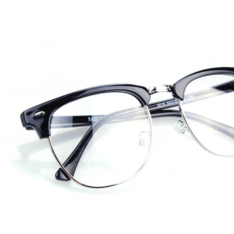 Excelente Gafas De Marcos Claros Para Los Hombres Galería - Ideas ...
