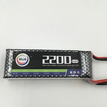 MOS 4S lipo battery 14.8v 2200mAh 25C For rc helicopter rc car rc boat quadcopter Li-Polymer battey