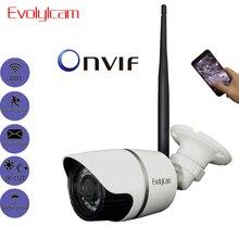 Evolylcam Беспроводной HD 2MP 1080 P Wifi sony IMX323 IP Камера Onvif P2P Безопасности дополнительные Micro SD/TF Аудио видеонаблюдения Камера