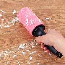 Multi-functional Dust Pet Hair Remover Washable Lint Removal Roller Sticky Clothes Sofa Car Seat Household Cleaning Brush Wiper