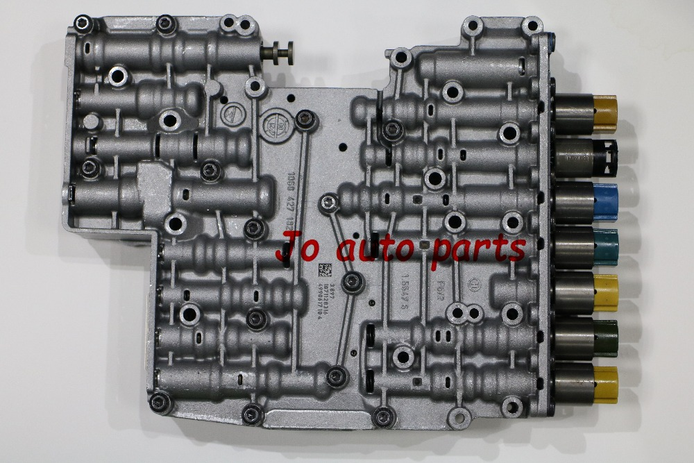 6HP19 / ZF6HP19 6HP26 / ZF6HP26 valve boby 6 SP RWD fit for