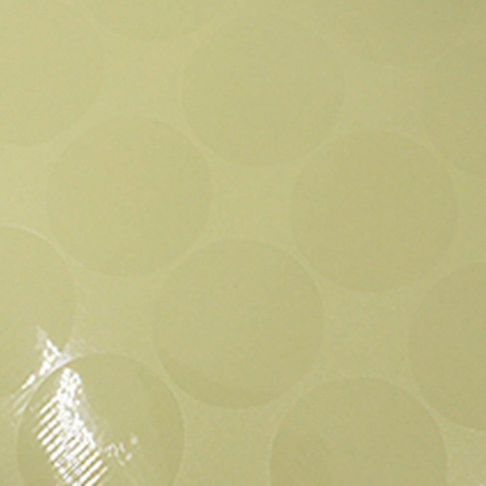 DHL Cadeau De Fête De Mariage Sac Boîte D'étanchéité Transparent PVC Étiquettes Autocollant Rond Clair Étanche En Plastique Transparent Étiquettes Décoration
