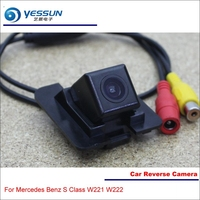 YESSUN Car Reverse Camera For Mercedes Benz S Class W221 W222 Rear View Back Up Parking Reversing Camera