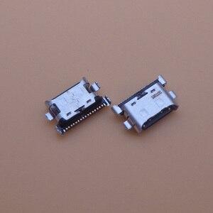 Image 2 - 500 pçs/lote Carregador Micro USB Tomada de Carregamento Porto Dock Connector Para Samsung Galaxy A70 A60 A50 A40 A30 A20 A405 a305 A505 A705