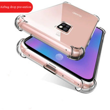 Wang Cangli for iPhone6S plus 6S plus transparent original ultra-thin airbag silicone mobile phone case back cover for iPhone6 цена и фото