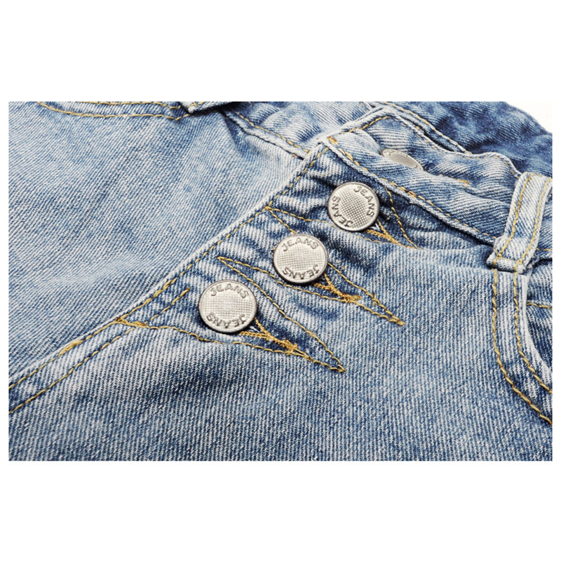 New Woman s New Fashion Summer Style Women Jeans ripped Holes Harem Pants Jeans Slim vintage