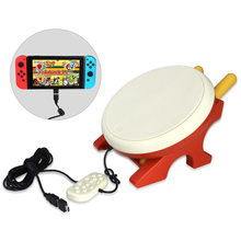 For Switch NS TV Kinect Gaming Drum For NS Joy-Con Taiko Drum For Switch Console(China)