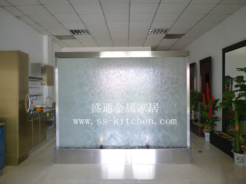 Customized banquet hall or sales showrooms or office lounge or ppening money drawing water screen/background feature water wallCustomized banquet hall or sales showrooms or office lounge or ppening money drawing water screen/background feature water wall