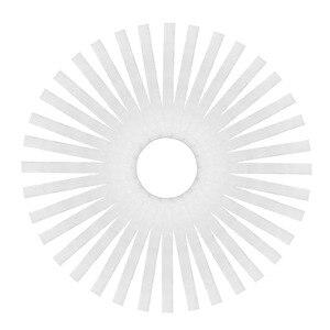 Image 2 - Lengüeta Tira de níquel puro para soldadura, 100 Uds., 0,1x5x100mm, para soldadura con batería de litio Ni200