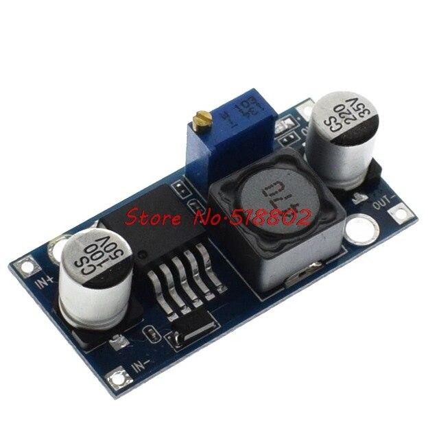 1pcs/lot High Quality 3A Adjustable DCDC LM2596 LM2596S Input 4V-35V Output 1.23V-30V Dc-dc Step-down  Supply In Stock