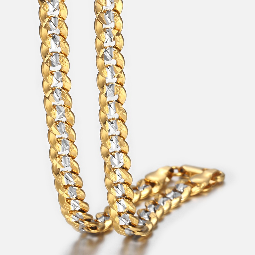 with Secure Lobster Lock Clasp Jewel Tie 14k White Gold 1.30mm Machine-made Rope Chain Necklace