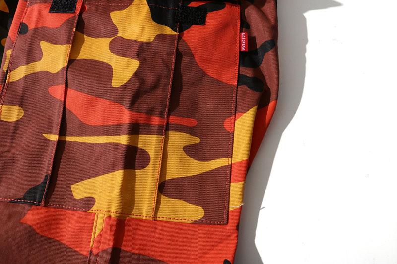 Two-Tone Camo Pants 8