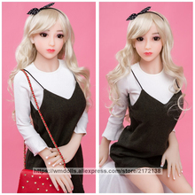 125cm Realistic Silicone Sex Dolls Anime Mini Japanese Love Doll Lifelike Adult Toys For Men