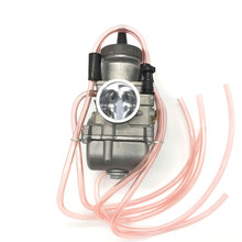 38mm Carburetor For PWK Flat Slide Air Striker KTM 250 250SX 250EXC Dirt Bike Honda ATV TRX250R CR250 ATC250R SUZUKI