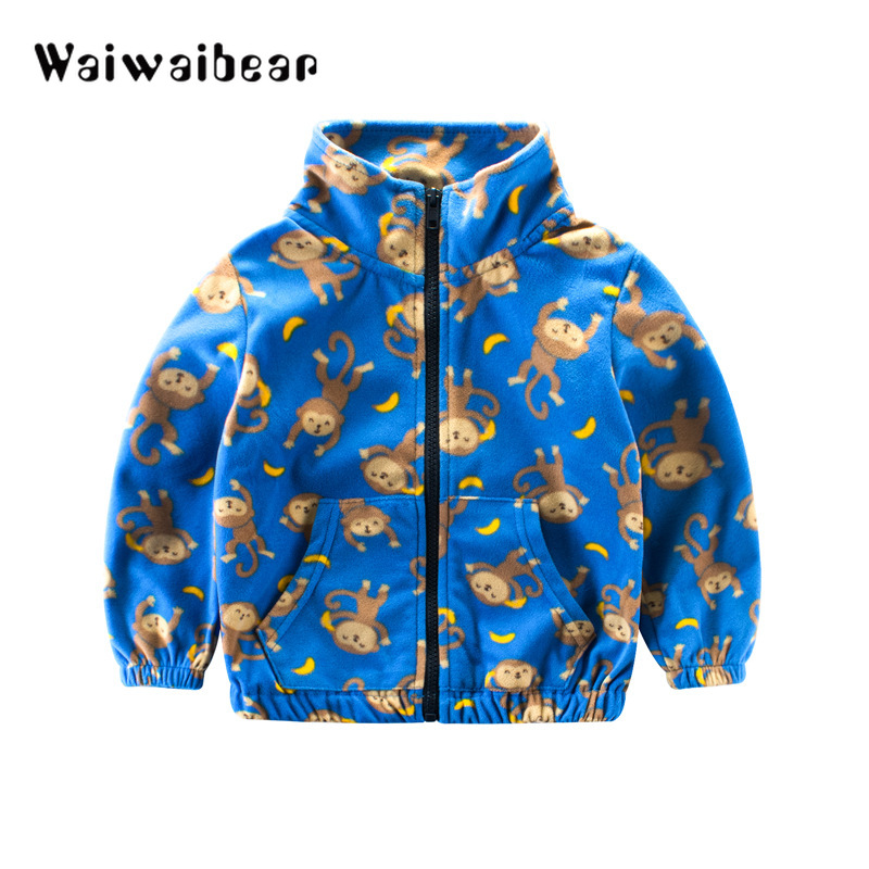 Baby Children Coats  New Autumn Winter Kids Casual Ziapper Baseball Jackets Outerwear Clothes For Boys