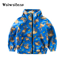 Baby Children Coats  New Autumn Winter  Kids  Coats  Casual  Ziapper Baseball Jackets Outerwear Clothes For Boys недорого