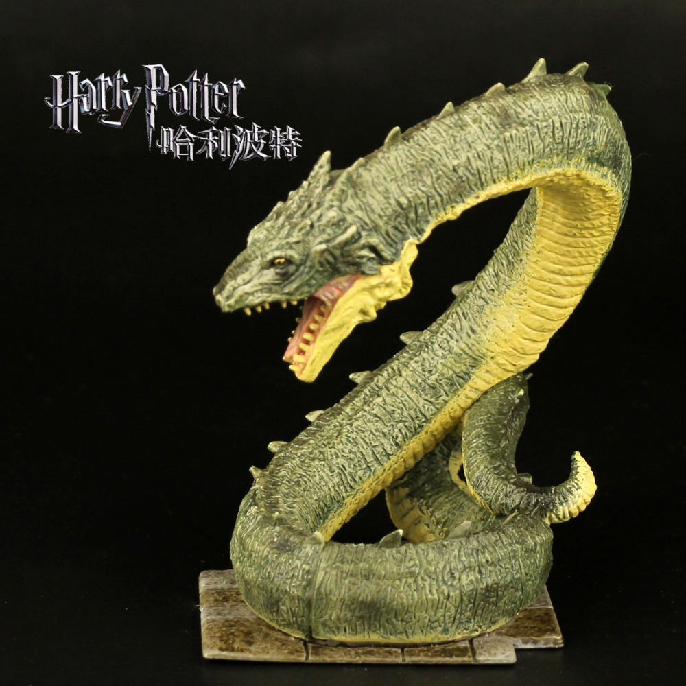 Amazon.com: Harry Potter And The Chamber Of Secrets ... |Harry Potter Basilisk Toy