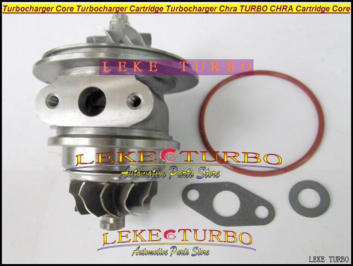 купить Turbo Cartridge CHRA Core TD04 49135-03130 Turbocharger For Mitsubishi Pajero shogun intercooled For FORD Mighty Truck 4M40 2.8L по цене 6021.18 рублей