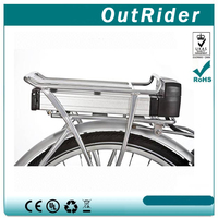 E bike/Electric Bike 36V 10Ah Rear Carrier Battery with Charger OR02A3