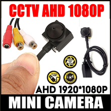 цены на Home Security HD Supe small 720P 960P 2.0MP 1080P CCTV Color AHD mini Camera System Smallest Surveillance micro video 3.7mm Lens  в интернет-магазинах