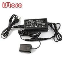 Adaptador de corriente AC PW20 para cámara SONY, compatible con modelos ILCE 7/6000/6300/7S/7RM2/6500/6400/RX10M234/QX1/5000/5100, FW50