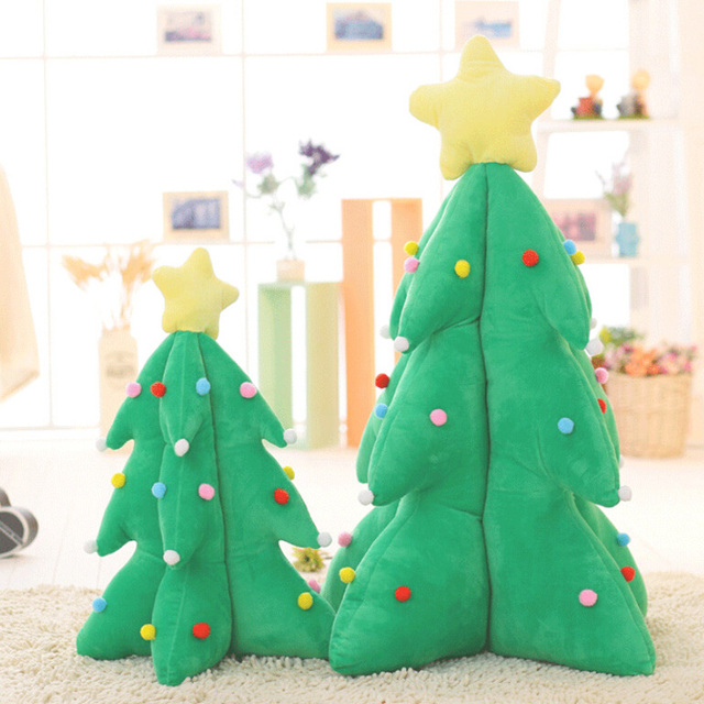 2016 New Christmas tree Christmas gift plush toy doll kids toys