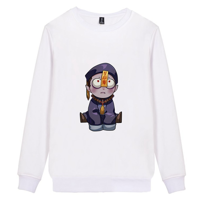 Anime Cartoon Print Rick Morty men 39 s Shirt Round Neck Cartoon Long sleeved O NECK Boyfriend gift Sweatshirts A193141 in Hoodies amp Sweatshirts from Men 39 s Clothing