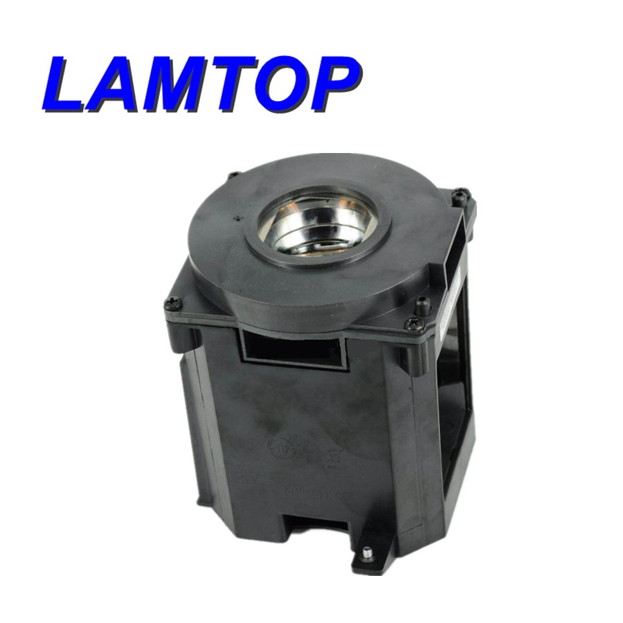 Free shipping  Compatible projector lamp bulb with box  NP21LP fit for   NP-PA550W free shipping compatible projector bulb projector lamp with cage vt80lp fit for projector vt57