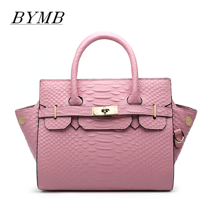 2017 new high-end handbag female 100% genuine leather platinum baotou layer of cow skin snake grain on the shoulder bag female qiaobao 2018 new korean version of the first layer of women s leather packet messenger bag female shoulder diagonal cross bag