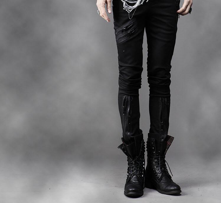 Cultiver 2019 Moralité Nouvelle Mode Sa Pied Comme Hommes Noir automne Pantalon Des 2742 Printemps Vendre Petits Pains rBshxtQdC