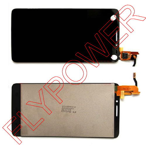 FOR TCL idol X S950 MTK6589T Smart Cell phone LCD Display +digitizer touch Screen Glass Assembly by free shipping