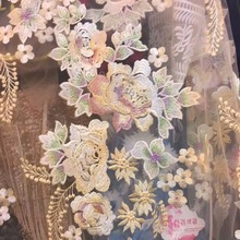 ace fashion dresses, wholesale price high quality african lace, wax fabrics For Wedding Embroidery