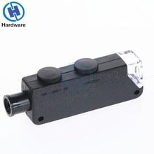 THGS портативный 60x до 100x зум светодиодный микроскоп Карманная Лупа увеличительное стекло