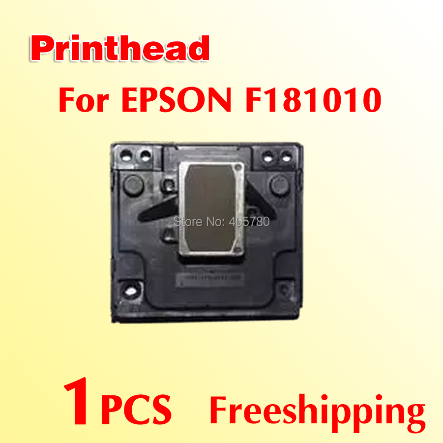 F181010 printhead compatible for EPSON ME200 ME30 ME33 ME300 330 350 600F freeshipping