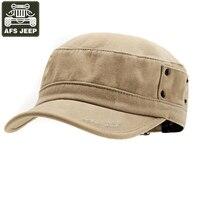 AFS JEEP Brand Snapback Baseball Cap Women Men Hip Hop Caps Letter Hats For Men Sport
