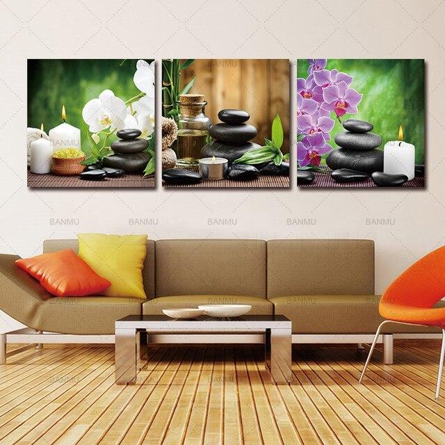 Mur Photos Toile Peinture Décoration Photos Pour Salon gravures ...