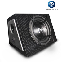 10 Inch High Quality High Power Car Subwoofer 700W Active Car Subwoofers Louder Speakers 50mm Copper