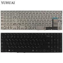 Russian-Keyboard NP370R5E 450R5V 510R5E-S01 Samsung for 370r5e/450r5v/Np370r5e/.. Black