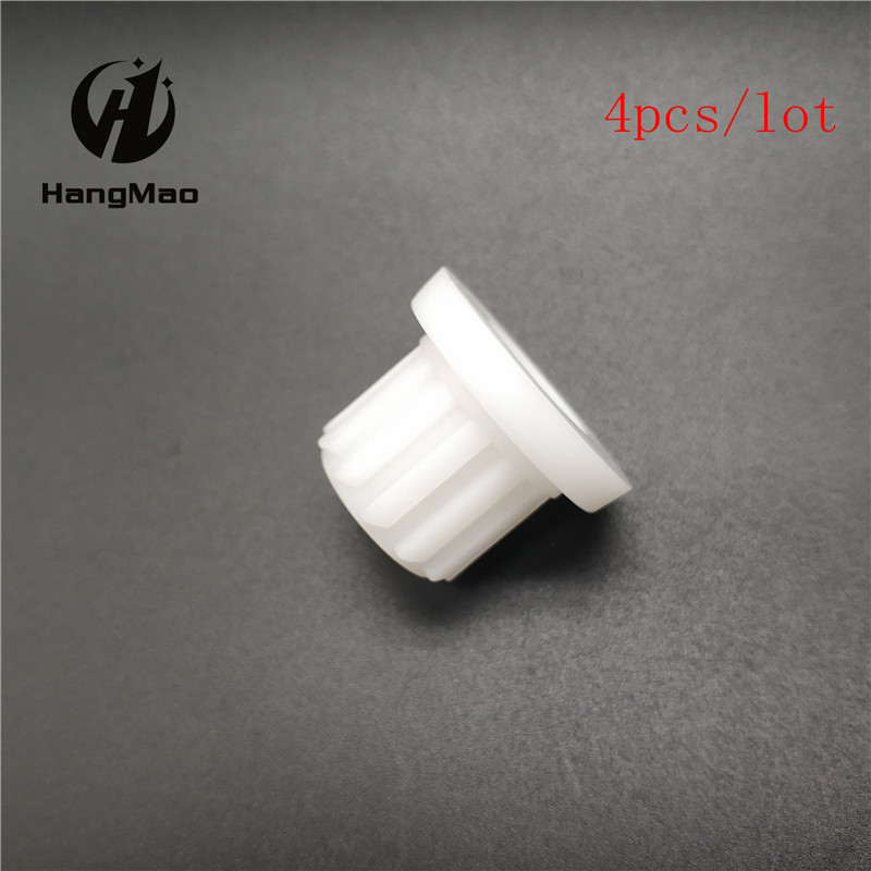 4pcs Meat Grinder Spare Parts Mincer Plastic gear Sleeve Screw For Bork Cameron bork k8f1 k8f2