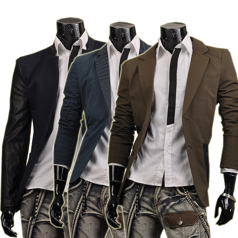 Aliexpress.com : Buy NEW Mens Jackets 9 Different Style Suits ...