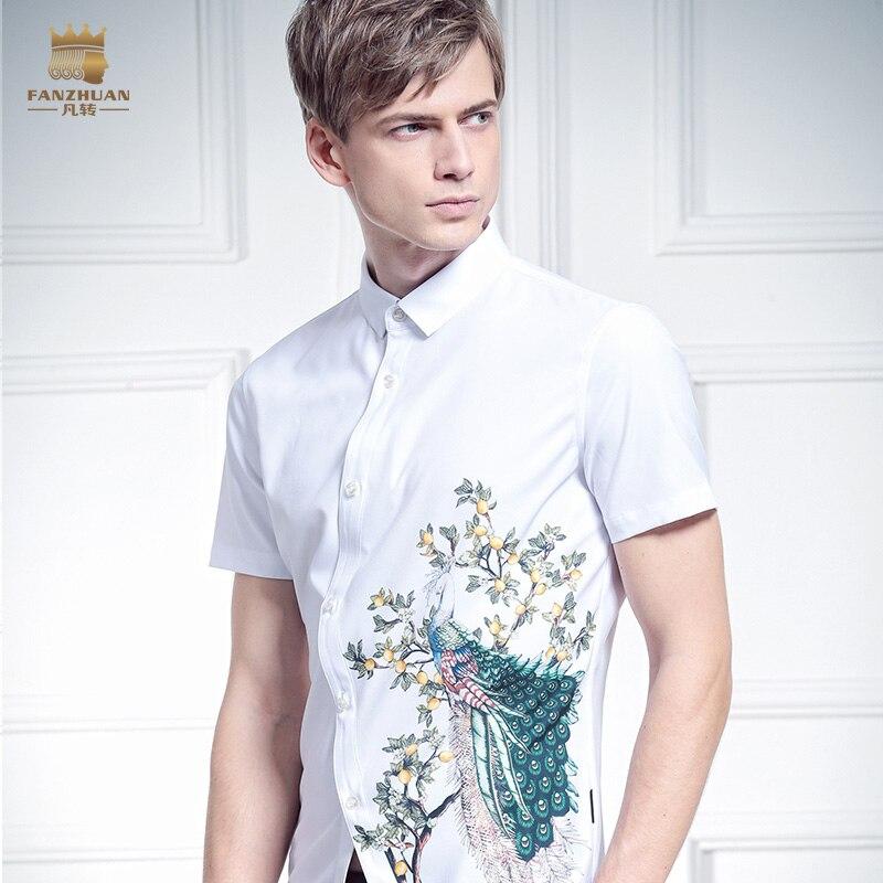 Fanzhuan Transporti falas Mashkull i ri Verë e modës rastësore, - Veshje për meshkuj - Foto 4
