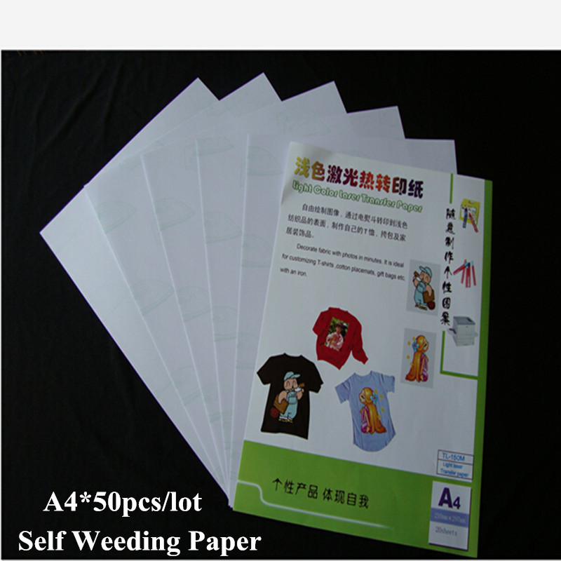 Self Weeding Transfer Paper In India