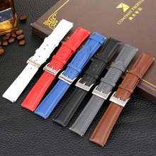 For Huawei B5 Wristband Leather Buckle Band Adjustable Smart Sport Talkband Strap Bracelet Replacement Part цены